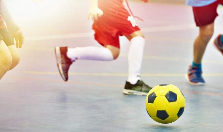 Futsal Tournament from Friday