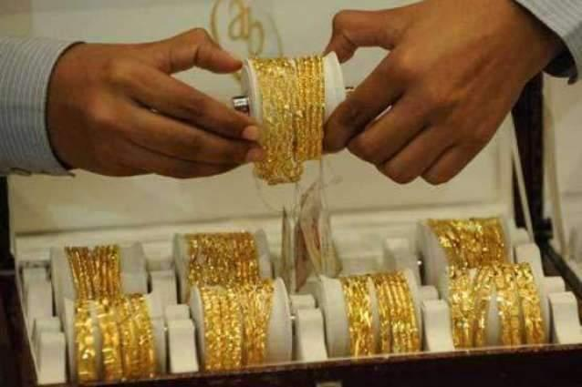 Gold prices increase Rs100 to Rs104,100 per tola 8 Apr 2021