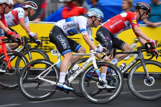 French cycling team extend Cofidis sponsorship deal