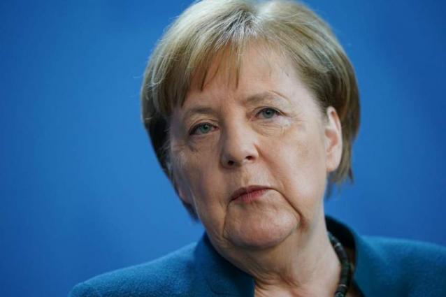 Merkel urges Russia to reduce troops on Ukraine border