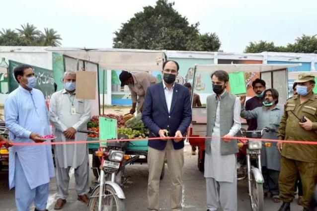 'Insaf Sasti Mobile Shop' inaugurated