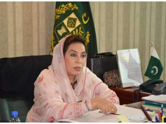 Dr Fehmida discuss matters on veterinary education