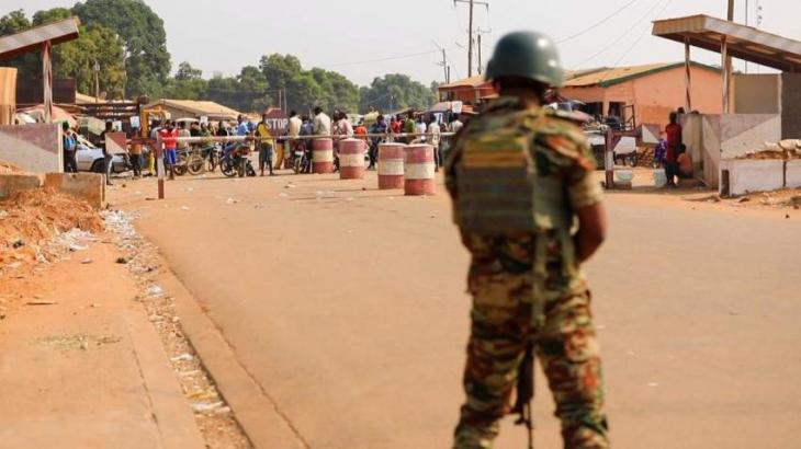 Central African Republic Violence Complicates COVID-19 Response - MINUSCA