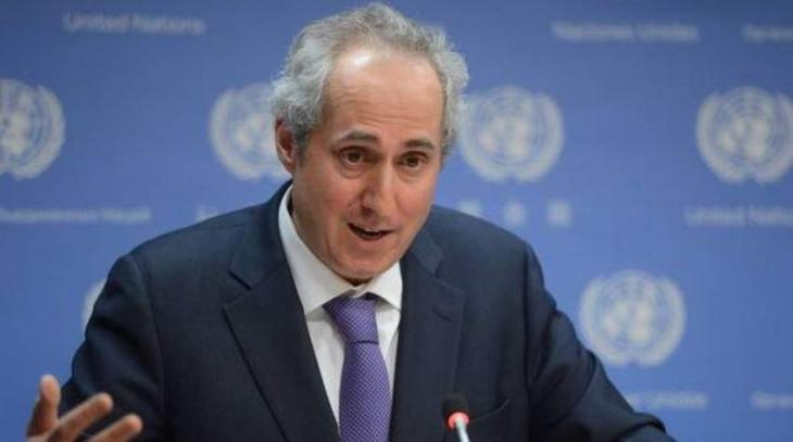 UN Special Envoy for Myanmar to Travel to Thailand, Other Countries This Week - Spokesman