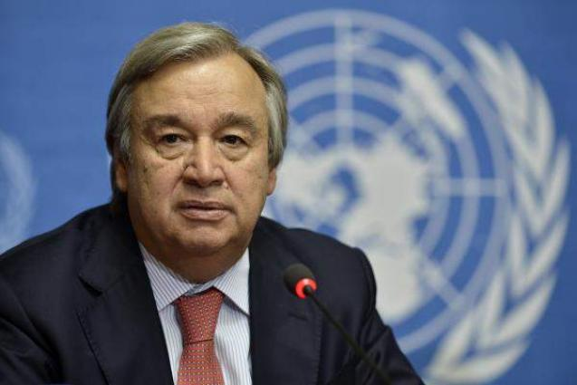 Explosive devices 'crush lives and end livelihoods' UN chief