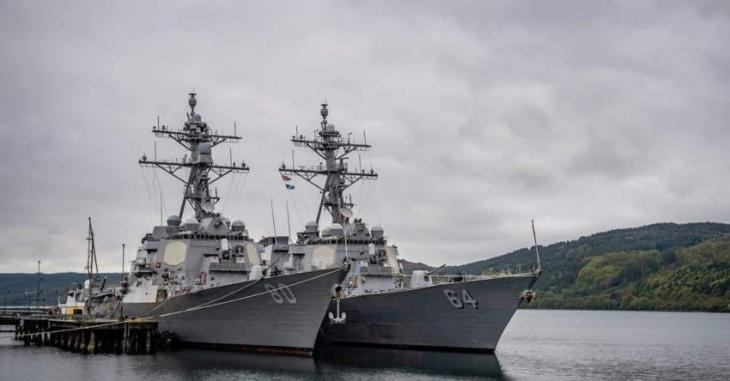 US Considering Sending Warships to Black Sea Amid Tensions Over Ukraine - CNN