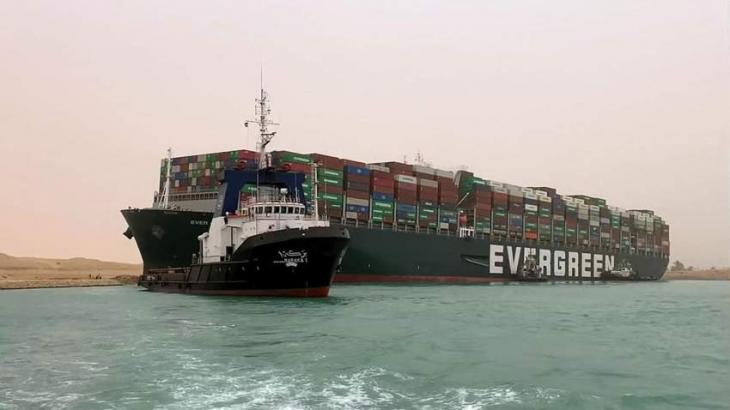 Ever Given Owner in Talks With Suez Authorities Over Compensation Discount - Spokesperson