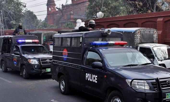 Five suspects held during search operation