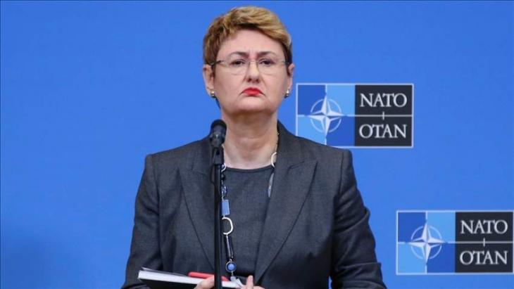 NATO Urges Russia to Allow Access to Ukrainian Ports on Sea of Azov