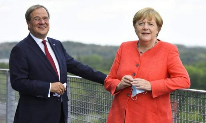 German conservatives fear 'polarisation' over Merkel succession