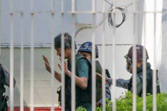 Japan seeks swift release of journalist in Myanmar