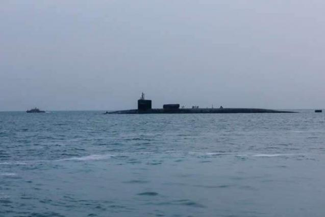 Oil spill found where missing Indonesian submarine lost contact: ministry