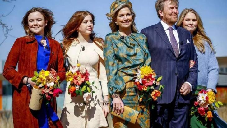 Virus gaffes dent Dutch king popularity: study