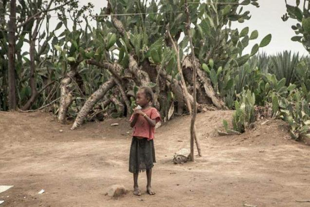 UN warns of famine in drought-ravaged southern Madagascar