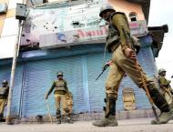 Indian troops martyr 18 Kashmiris in April