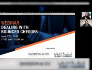 Dubai Chamber webinar highlights new mechanisms for recovering pa ..