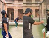 Cricketers undergoes training at National High Performance Centre