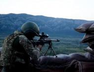 Turkey 'neutralized' 115 terrorists in April