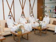 UAE Boxing delegation visits Dubai Sports Council to discuss prep ..