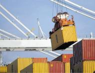 U.S. trade deficit widens to record high in March