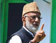 Pakistan grieved at demise of Kashmiri leader Ashraf Rehrai in In ..