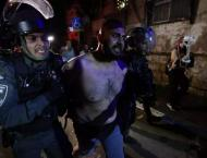 Jerusalem clashes wound 22 Palestinians as land rights tensions m ..