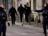 Outrage in France over killing of policeman in drugs bust