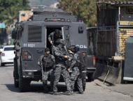 At least 25 killed in police drug raid in Rio slum: media