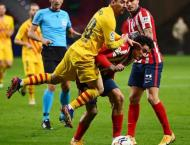 Crunch time for La Liga's title race as contenders go head to hea ..
