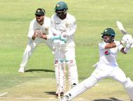 Pakistan bat against Zimbabwe in second Test
