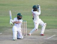 Zimbabwe v Pakistan scores