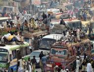 KP Govt relaxes ban on intra-city, inter-district public transpor ..