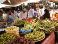 Weekly inflation increases by 0.50 Percent