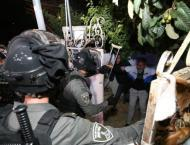 UN urges Israel to immediately stop evictions of  Palestinians fr ..