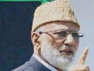 Anti India protest condemns custodial killing of Ashraf Sahrai in ..