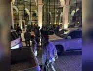 Building of Libyan Presidential Council Headquarters in Tripoli A ..
