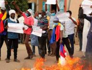 Chadian police fire tear gas to scatter ant-junta protesters