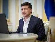 Ukrainian President, EU, G7 Envoys Arrive in Conflict-Torn Easter ..