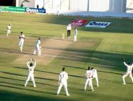 Cricket: Zimbabwe v Pakistan scores