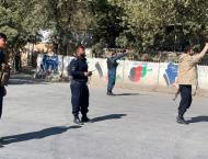 Afghan Interior Ministry Says 35 Injured in Explosion Near School ..