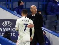 Hazard apologised to me, the players and the club - Zidane