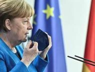 Merkel urges US to export Covid vaccines