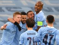 Man City on brink of Premier League title