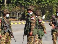 Myanmar Military Labels Shadow Civil Government 'Terrorists' - Re ..