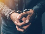 CIA police busts wanted member of a criminal gang