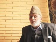 Condolence reference held for Kashmiri leader Sehrai