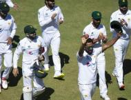 Cricket: Zimbabwe v Pakistan 2nd Test scoreboard