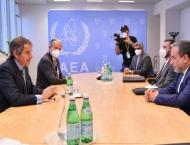 Iran says may extend UN access if nuclear talks 'on right track' ..