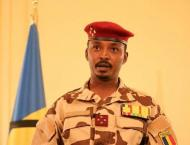 Chad's new military ruler in maiden visit to Niger