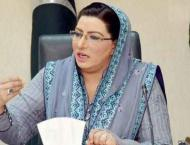 Govt taking steps to help deserving, needy people: Dr Firdous